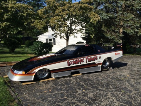 1996 Oldsmobile Cutlass Supreme Alcohol Funny Car for sale