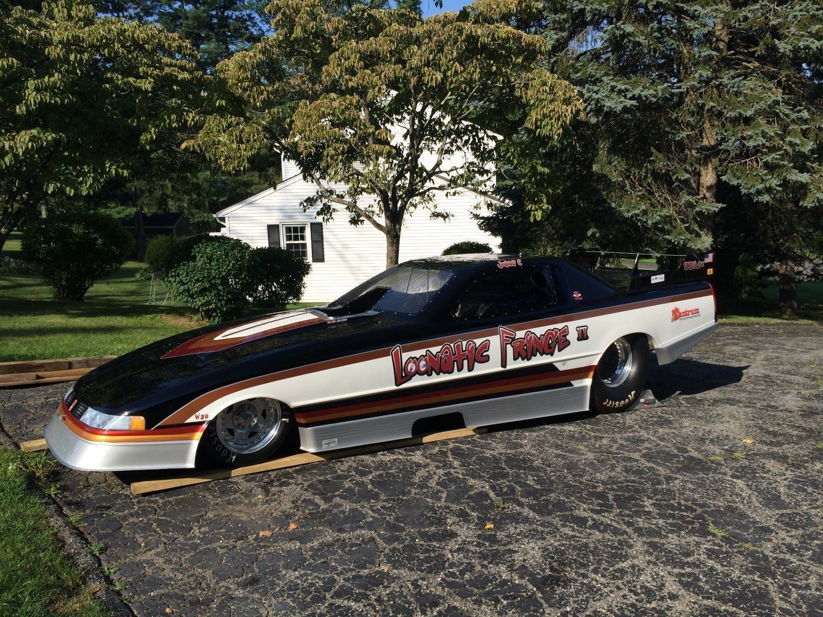 Auto For Sale For Sale: 1996 Oldsmobile Cutlass Supreme Alcohol Funny Car For Sale