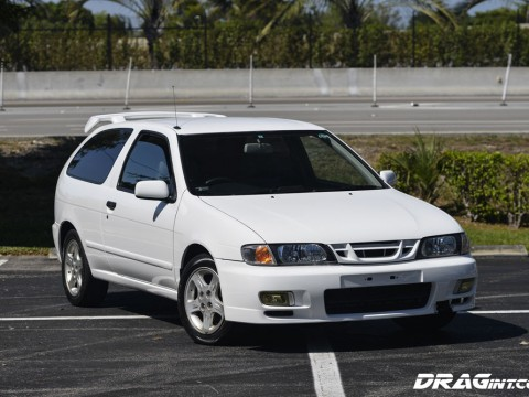 1998 Nissan Pulsar VZR N1 SR16VE Nismo Factory Race Car for sale