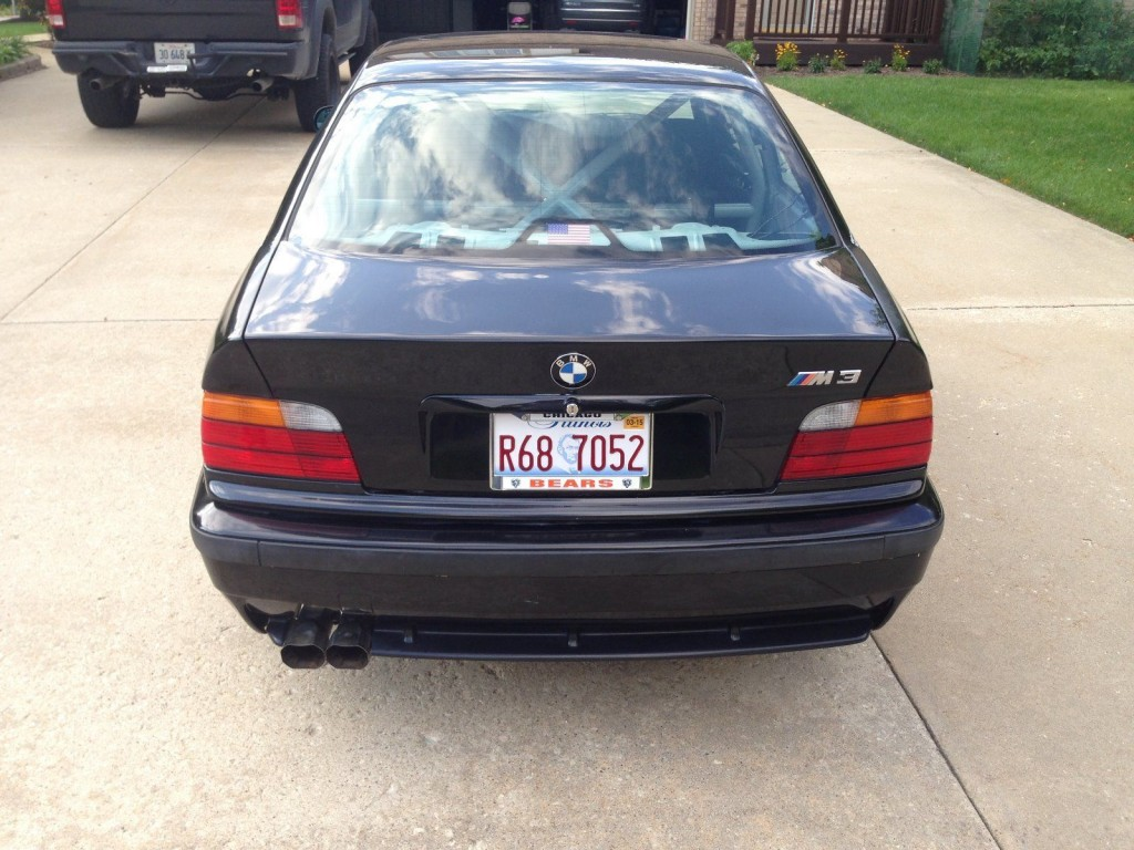 1999 BMW M3 E36 Track Car