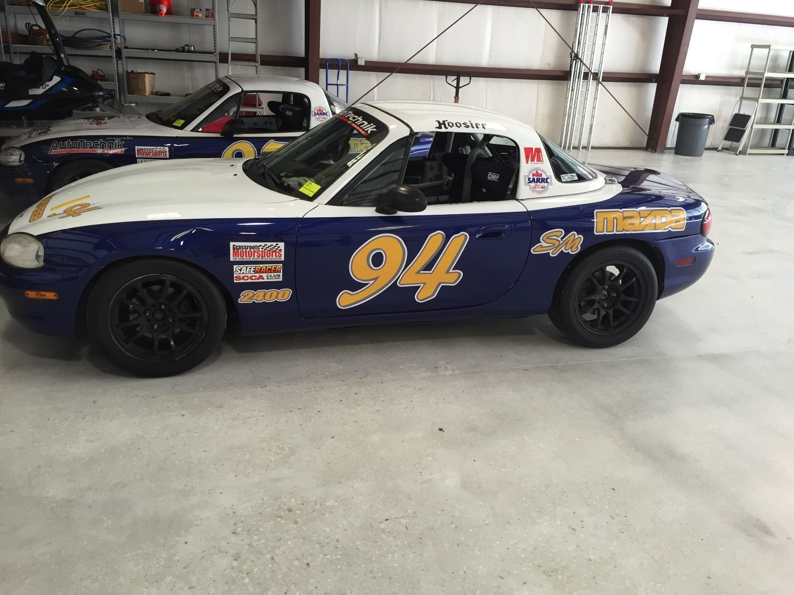 Spec Miata For Sale >> 1999 Mazda Miata Spec Race Car for sale