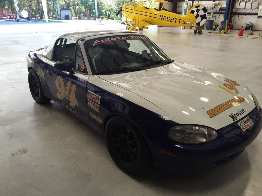 1999 Mazda Miata Spec Race Car