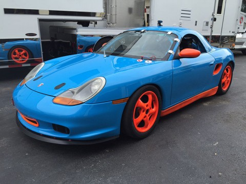 1999 Porsche 986 Boxster SPEC (SPB) Race Car for sale