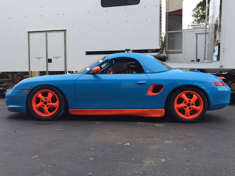 1999 Porsche 986 Boxster Spec Spb Race Car For Sale