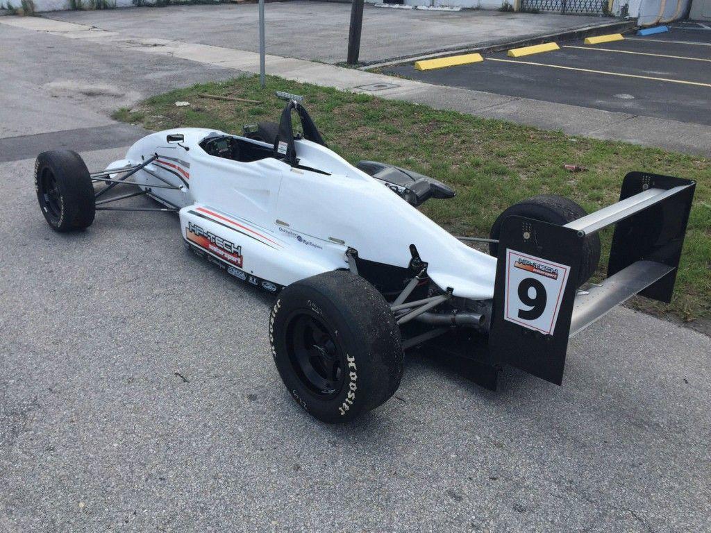 2002 van diemen f2000 formula 2000 race car for sale. Black Bedroom Furniture Sets. Home Design Ideas