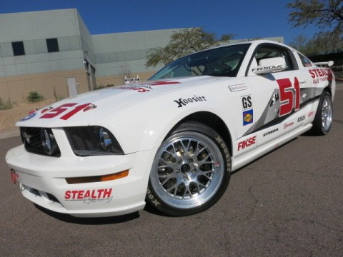 2005 Ford Mustang FR500C 5.0L Cammer Race Ready Race Car for sale