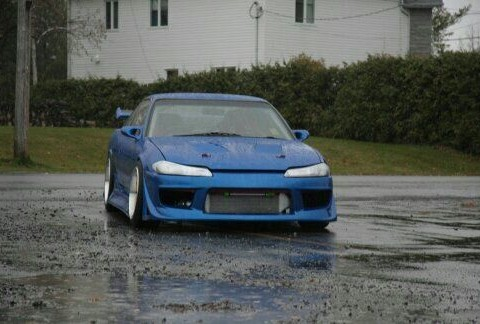 2007 S13.5 Nissan Silvia RB26DETT for sale