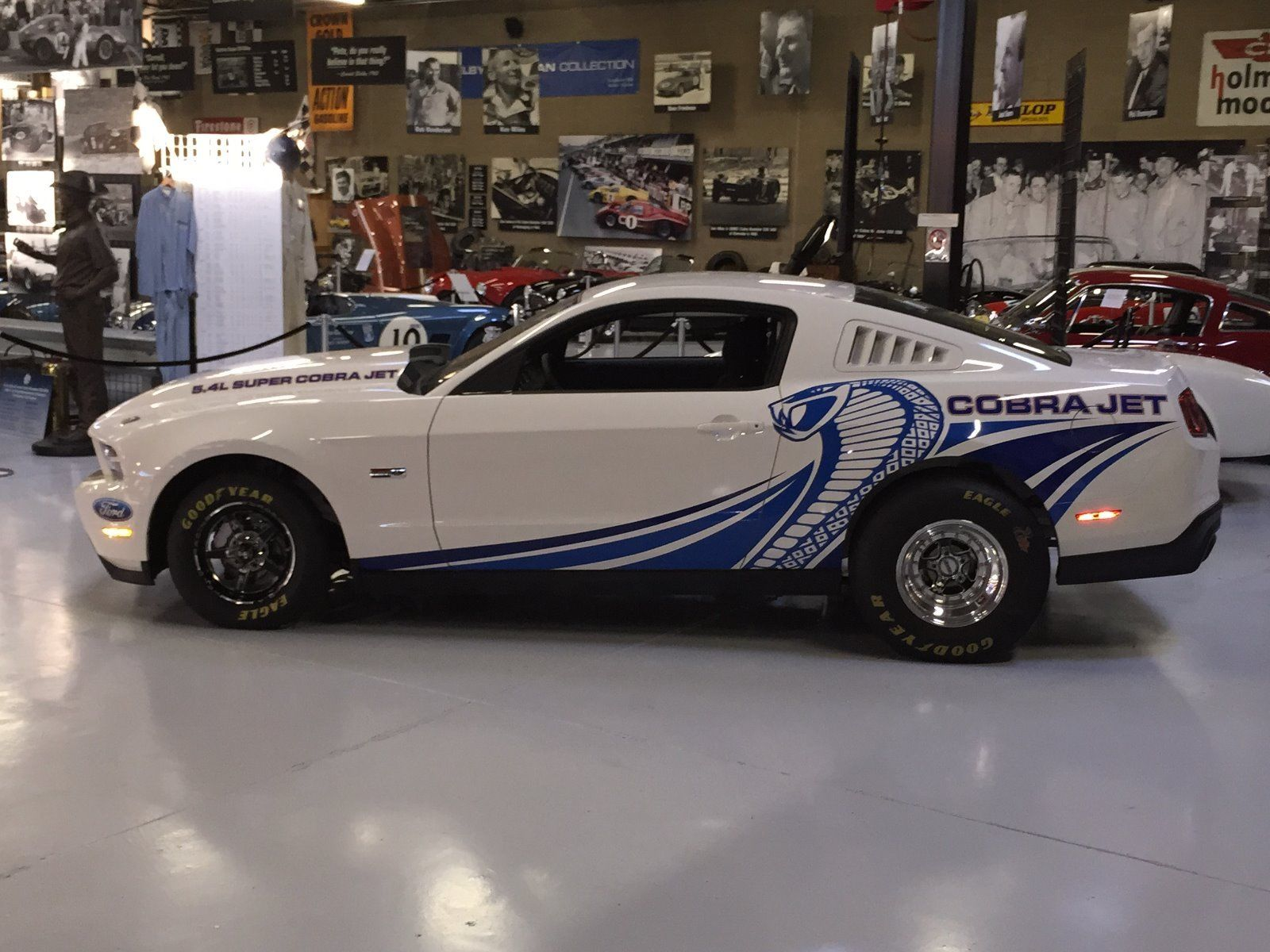 2012 ford mustang cobra jet drag race car for sale. Black Bedroom Furniture Sets. Home Design Ideas
