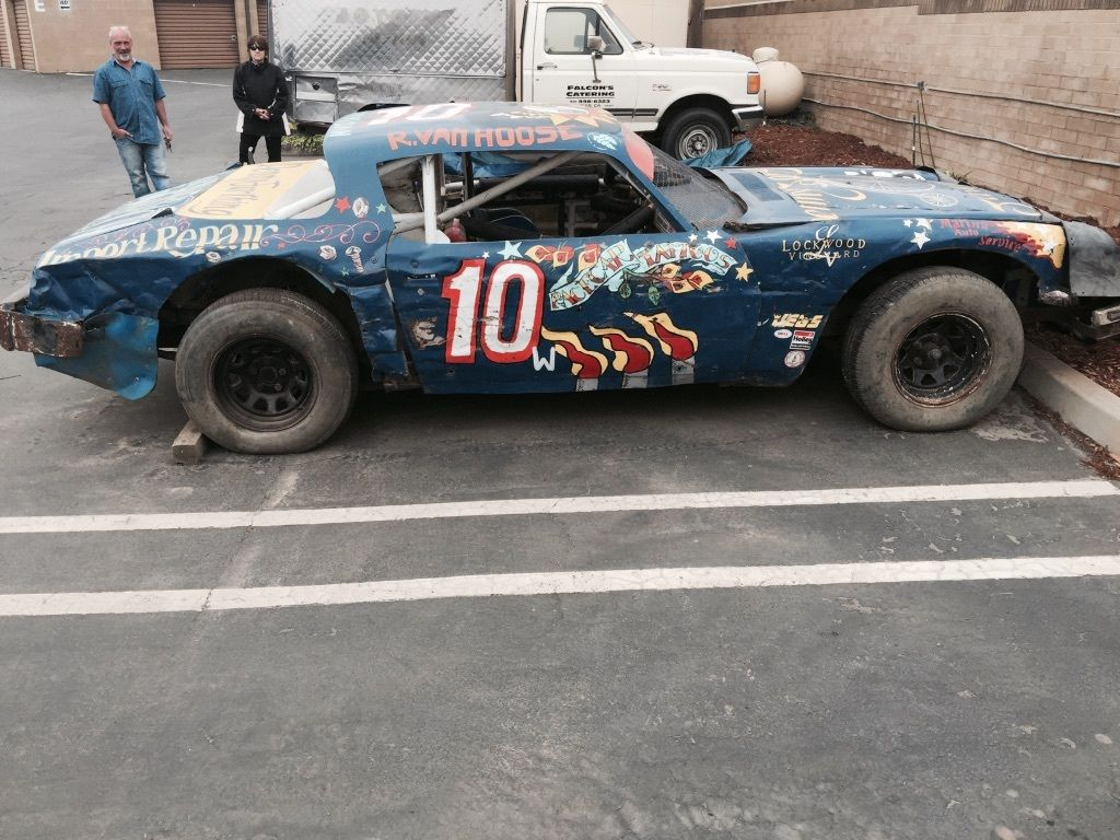 Ford Mustang Ta2 Trans Am Race Car For Sale: Chevrolet Camaro Race Car For Sale