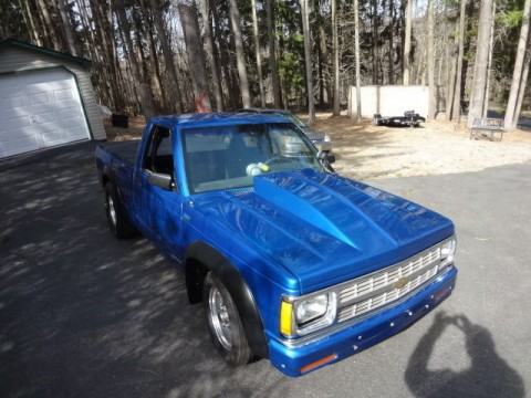 Chevrolet S10 Drag Racing Truck for sale