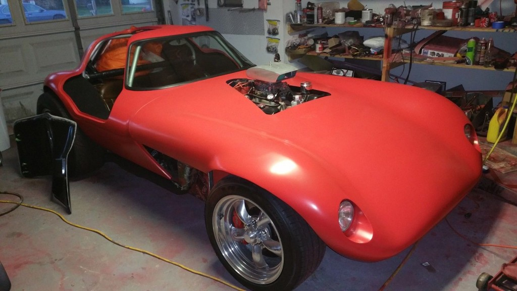 Chevy Cheetah Road Race Car For Sale