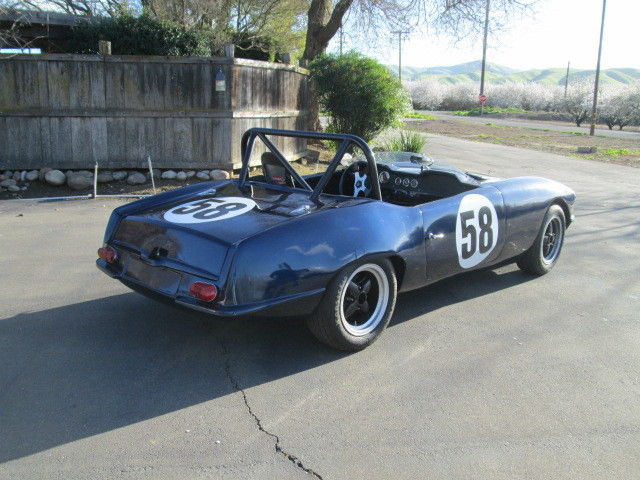 ELVA Courier MK 4T Vintage Race Car IRS MGB 1800 Powered ...