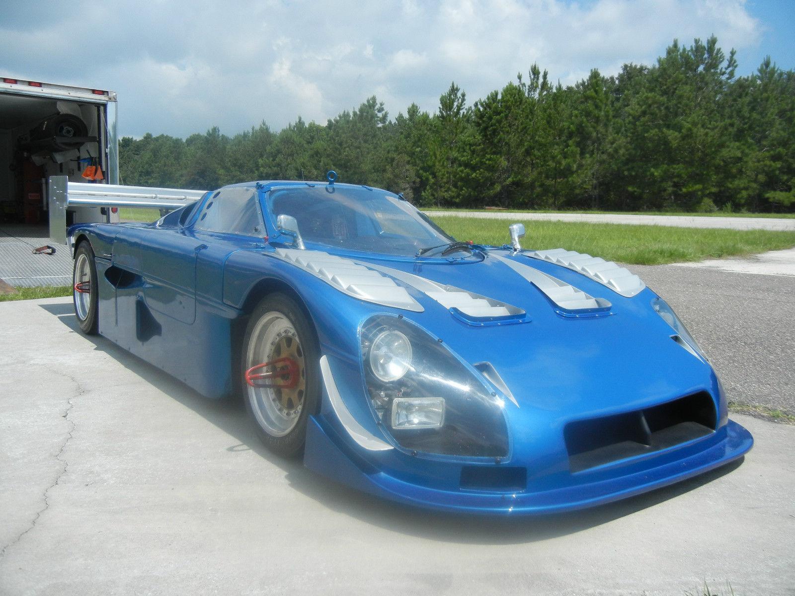 Historic works spice gtp v8 light imsa race car for sale for Motor cars for sale