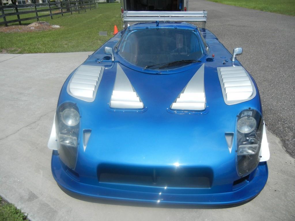 Historic Works Spice GTP V8 Light IMSA Race Car for sale