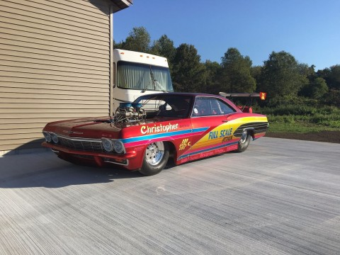 1965 Chevrolet Impala Pro/Mod Full Scale Attack for sale