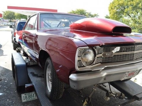 1967 Dodge Dart Drag Race for sale
