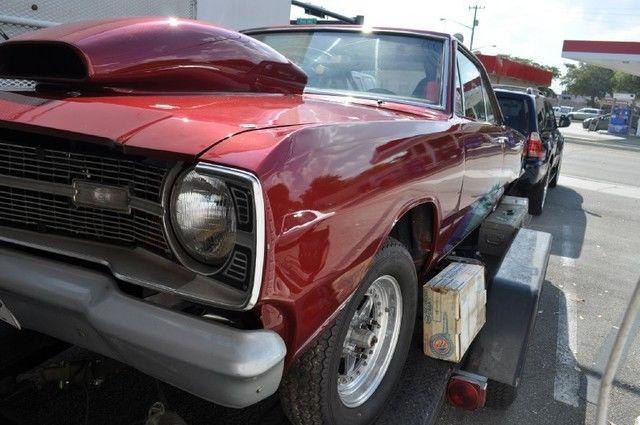 1967 Dodge Dart Drag Race