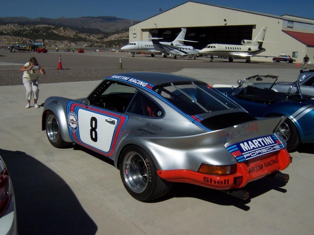 1971 Porsche 911 Vintage race car, PCA Track Car
