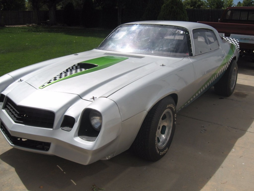 1979 Chevrolet Camaro Turn Key Drag Car For Sale