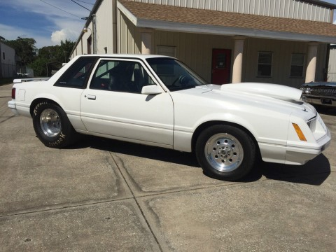 1980 Ford Mustang Notch Drag Race for sale