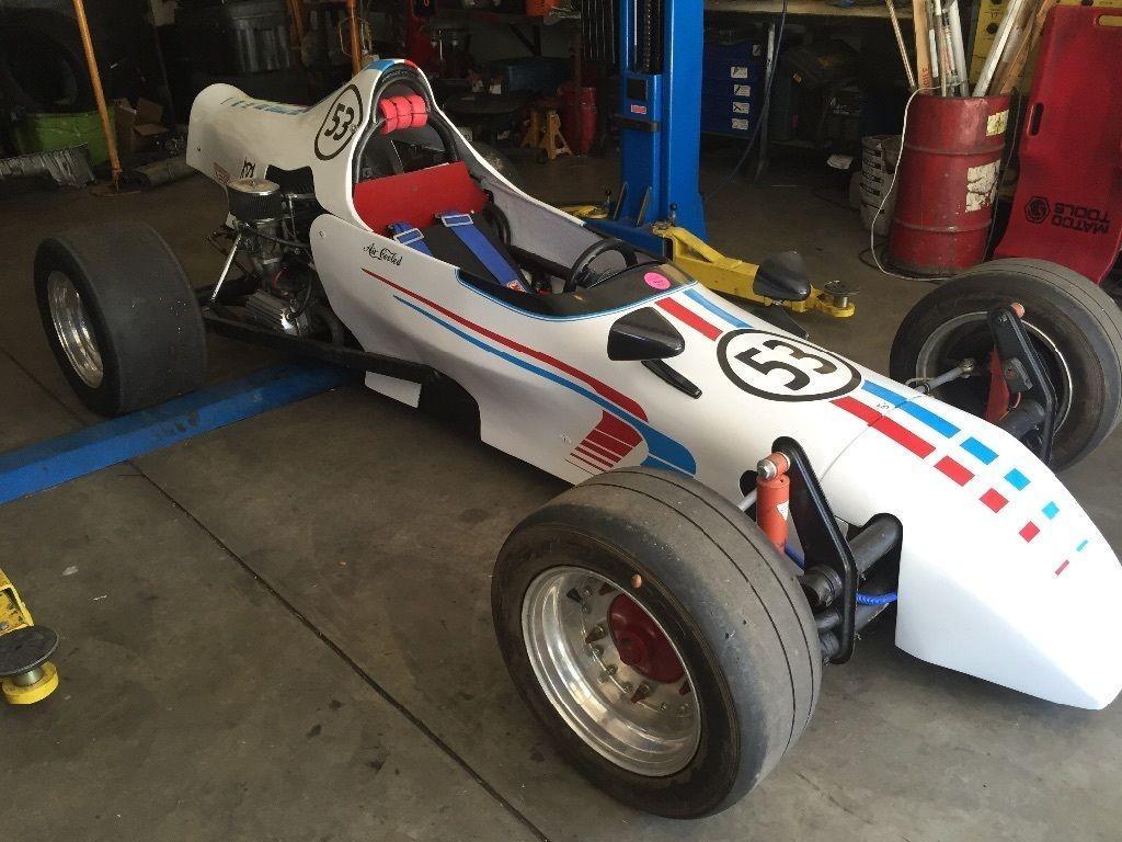 1980 formula vw super v 1600cc open wheel race car for sale. Black Bedroom Furniture Sets. Home Design Ideas