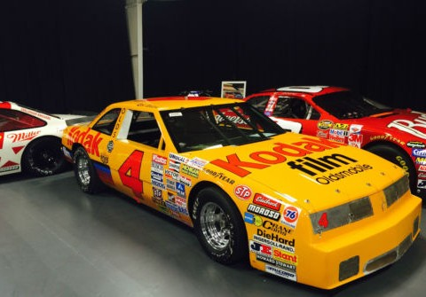 1986 Oldmobile Delta 88 NASCAR Morgan McClure Kodak Oldsmobile Rick Wilson Road Course Car for sale