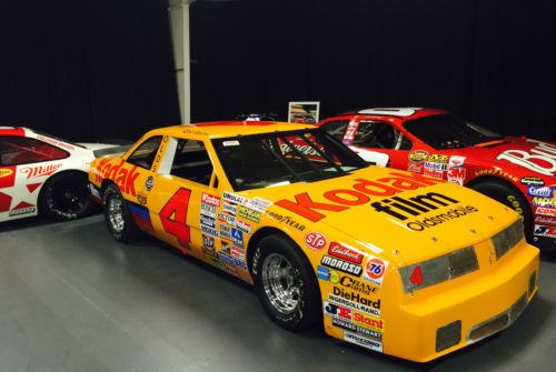 Old Stock Cars Found