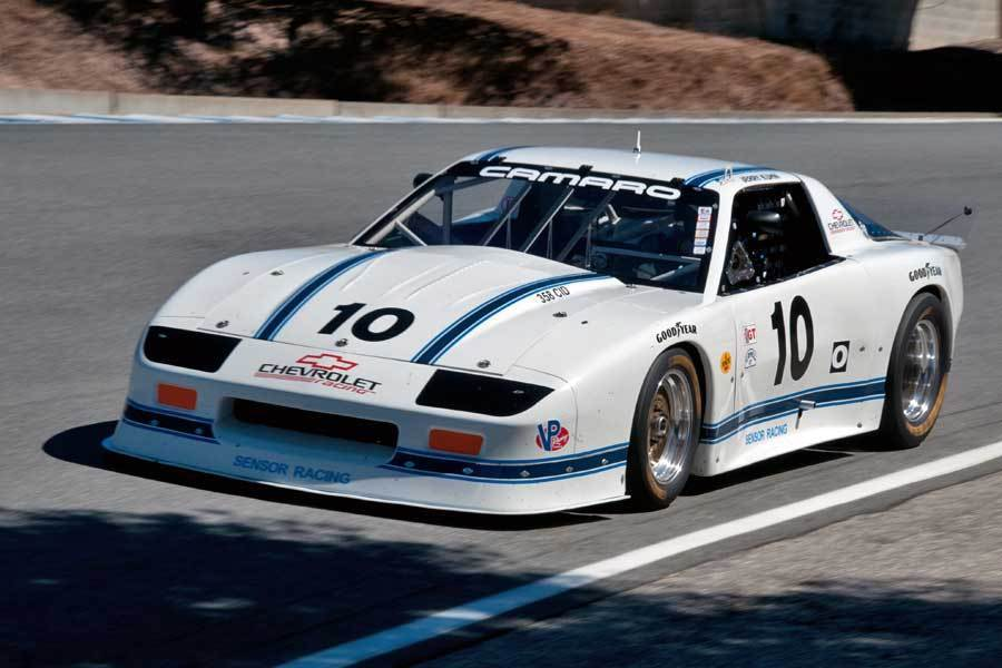 1988 Chevrolet Camaro with Trans AM and IMSA GTO History for sale
