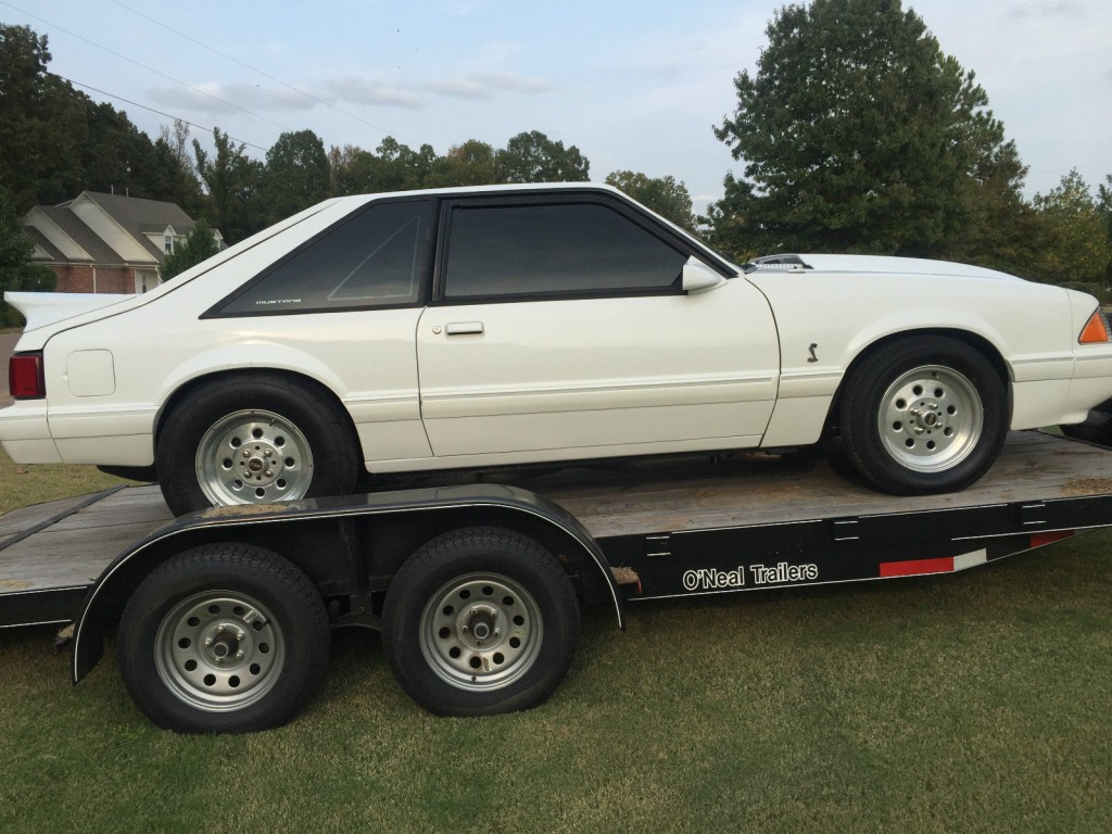 1988 Ford Mustang LX Drag Racing for sale