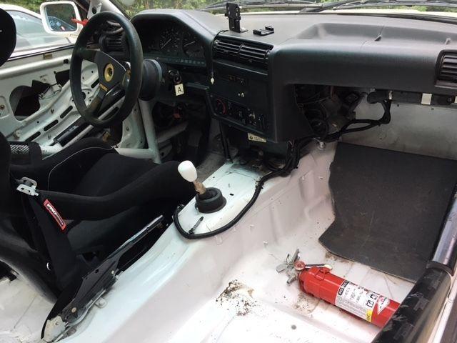 1990 BMW E30 Racecar M52 Swap