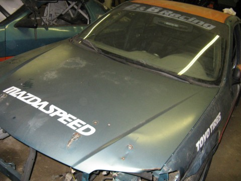 2001 Mazda Protege SCCA ITA NASA PS Race Chassis for sale