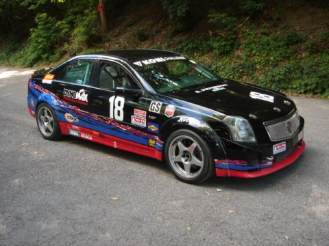 2004 Cadillac CTS-V Race Car for sale