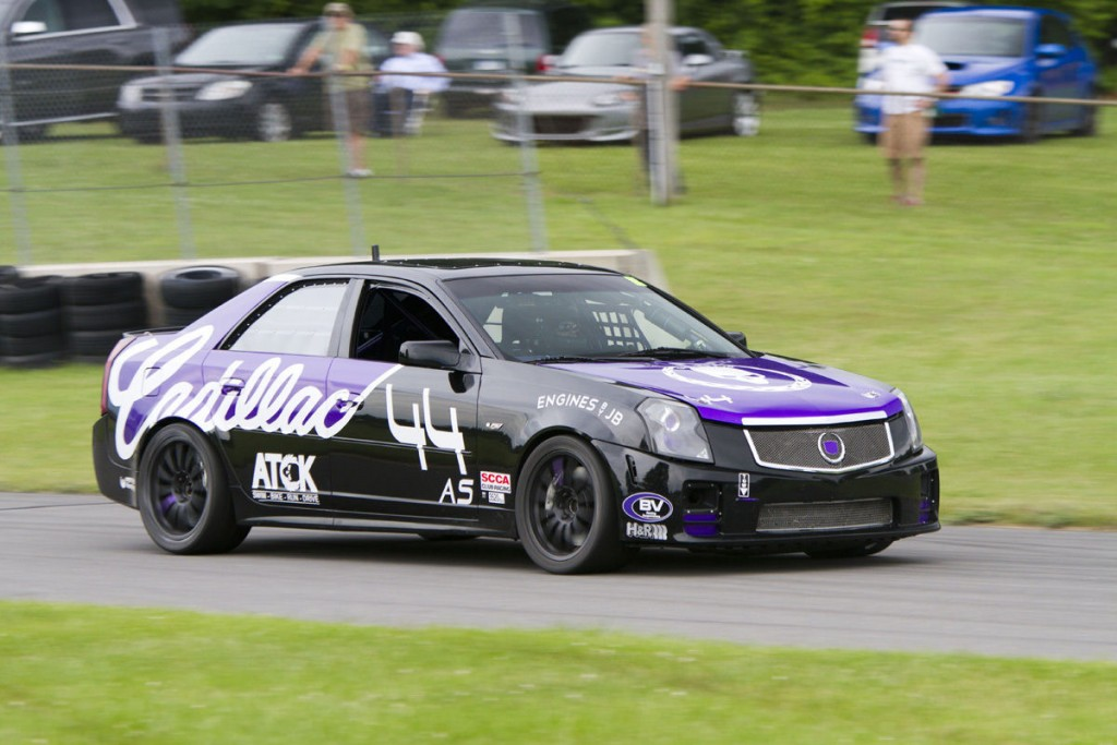 Cadillac Ctsv For Sale >> 2006 Cadillac CTS-V SCCA Race Car for sale