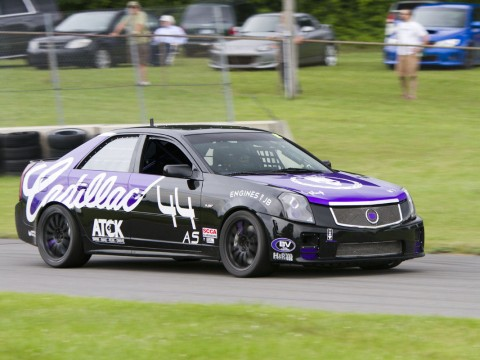 2006 Cadillac CTS-V SCCA Race Car for sale