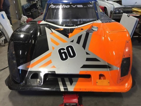 2006 Riley Daytona Prototype Chassis Race Car for sale