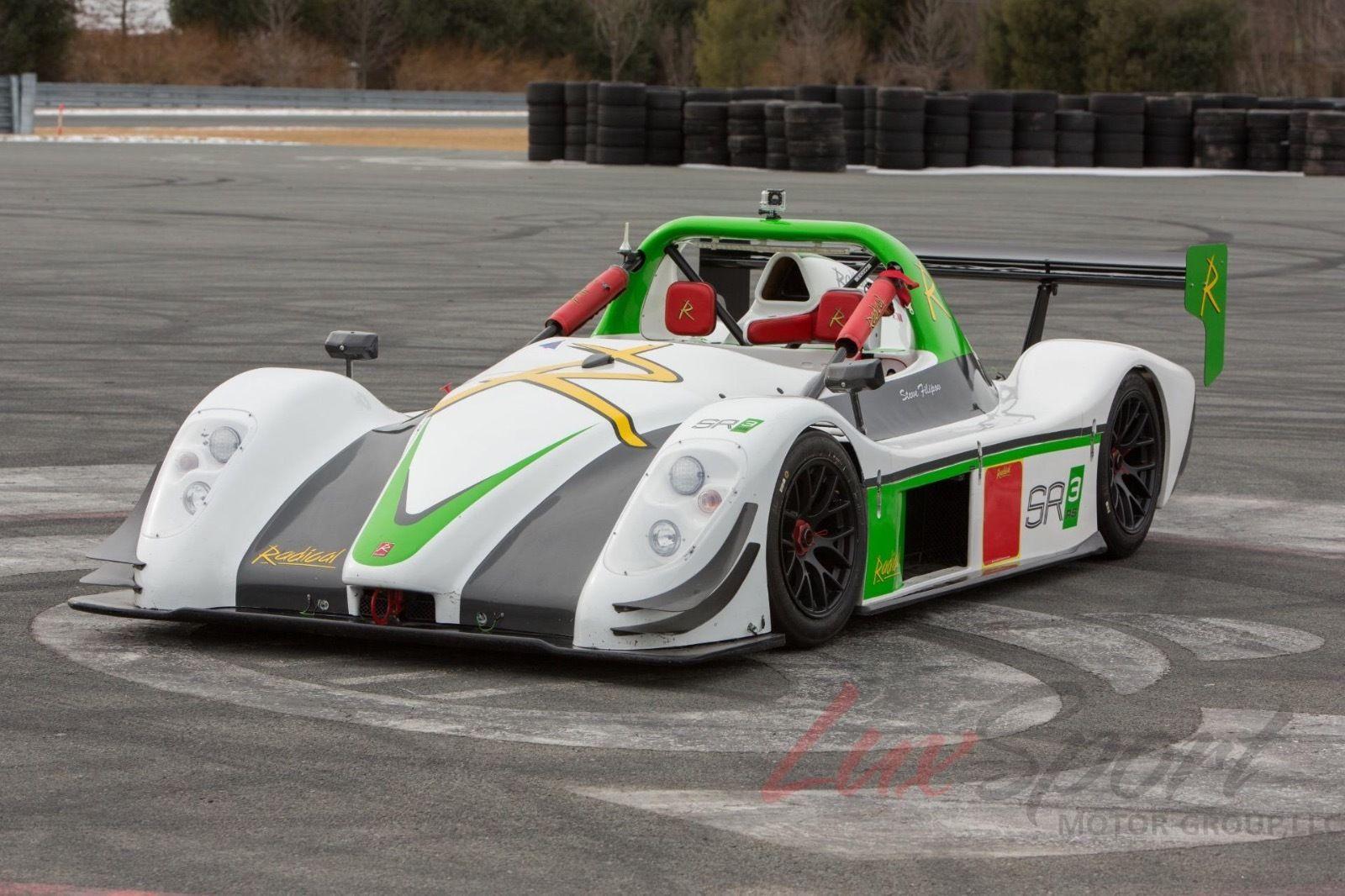 Radical Sr Race Car