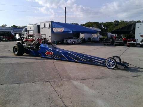 2013 Mike Bos Chassis 275″ Top Dragster for sale