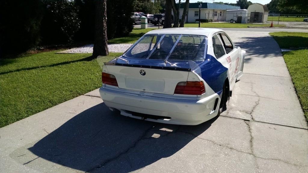 BMW 3 Road Racing Car