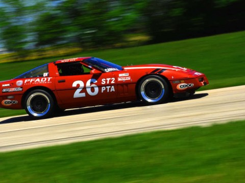 Chevrolet Corvette Race Car for sale