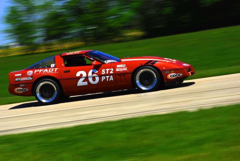 Chevrolet Corvette Race Car For Sale