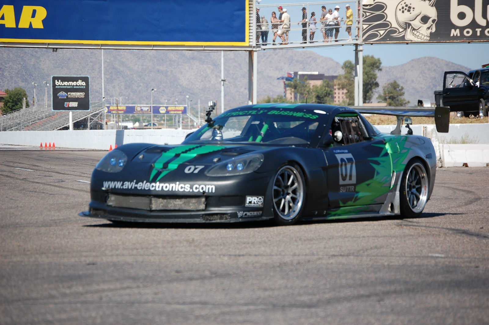 Corvette World Challenge Road Race Corvette For Sale