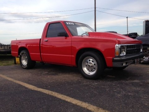 Drag Racing Chevrolet S10, 355 SBC for sale