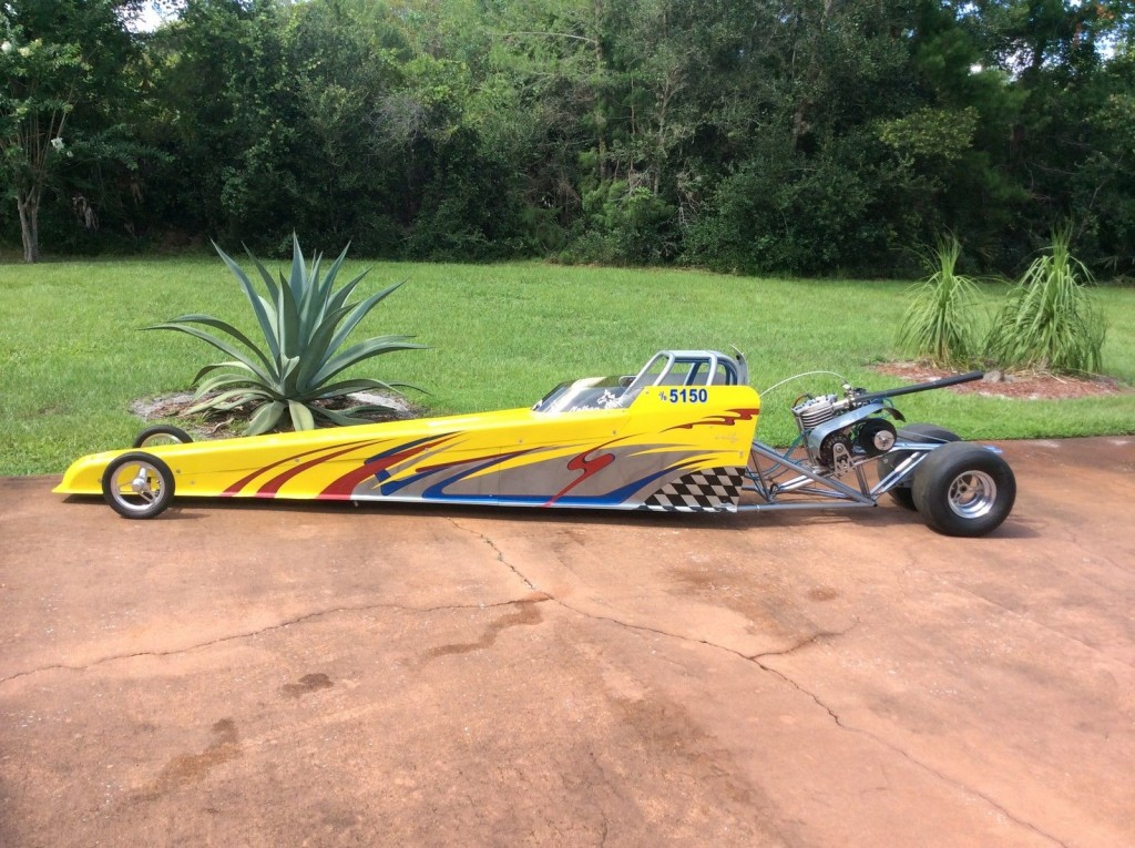 Race Car For Sale Listing