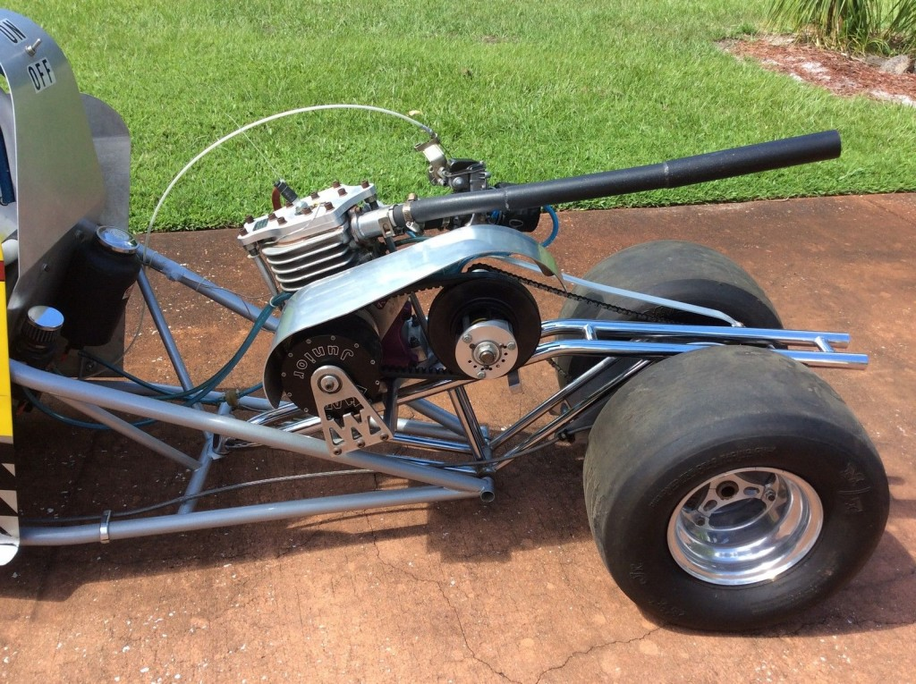 Jr Dragster Race Car For Sale