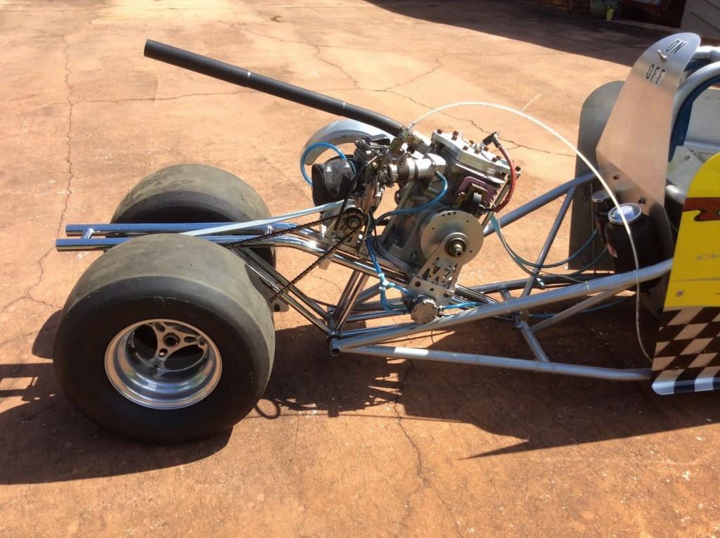Jr Dragster Race Car For Sale