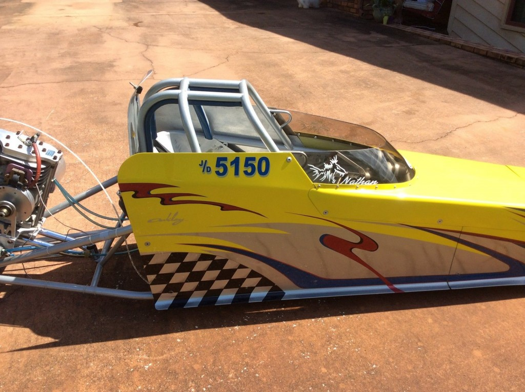 Jr Dragster Race Car For Sale X
