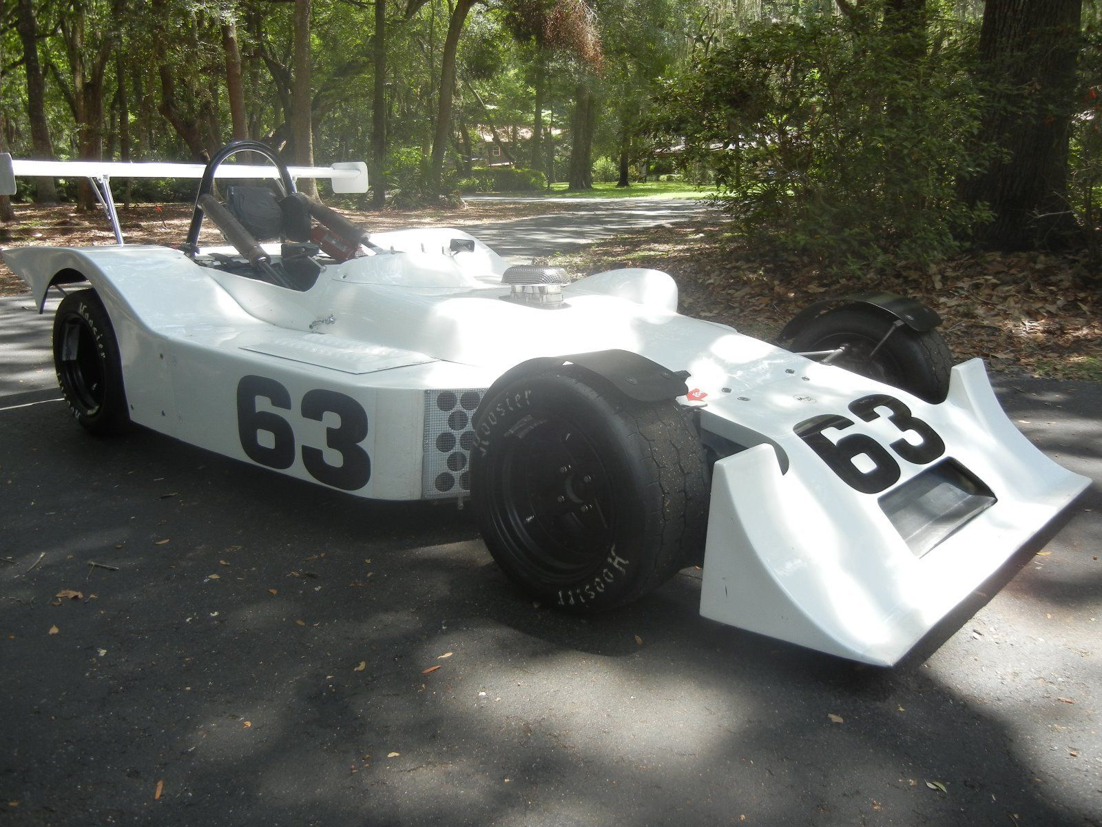 Building A Balanced Race Car Chassis