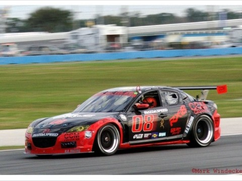 Mazda RX8 GT Race Car 20B Rotary IMSA Grand Am SCCA HSR for sale