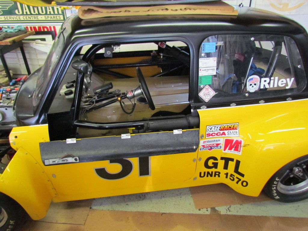 Mini tube Frame Race Car for sale