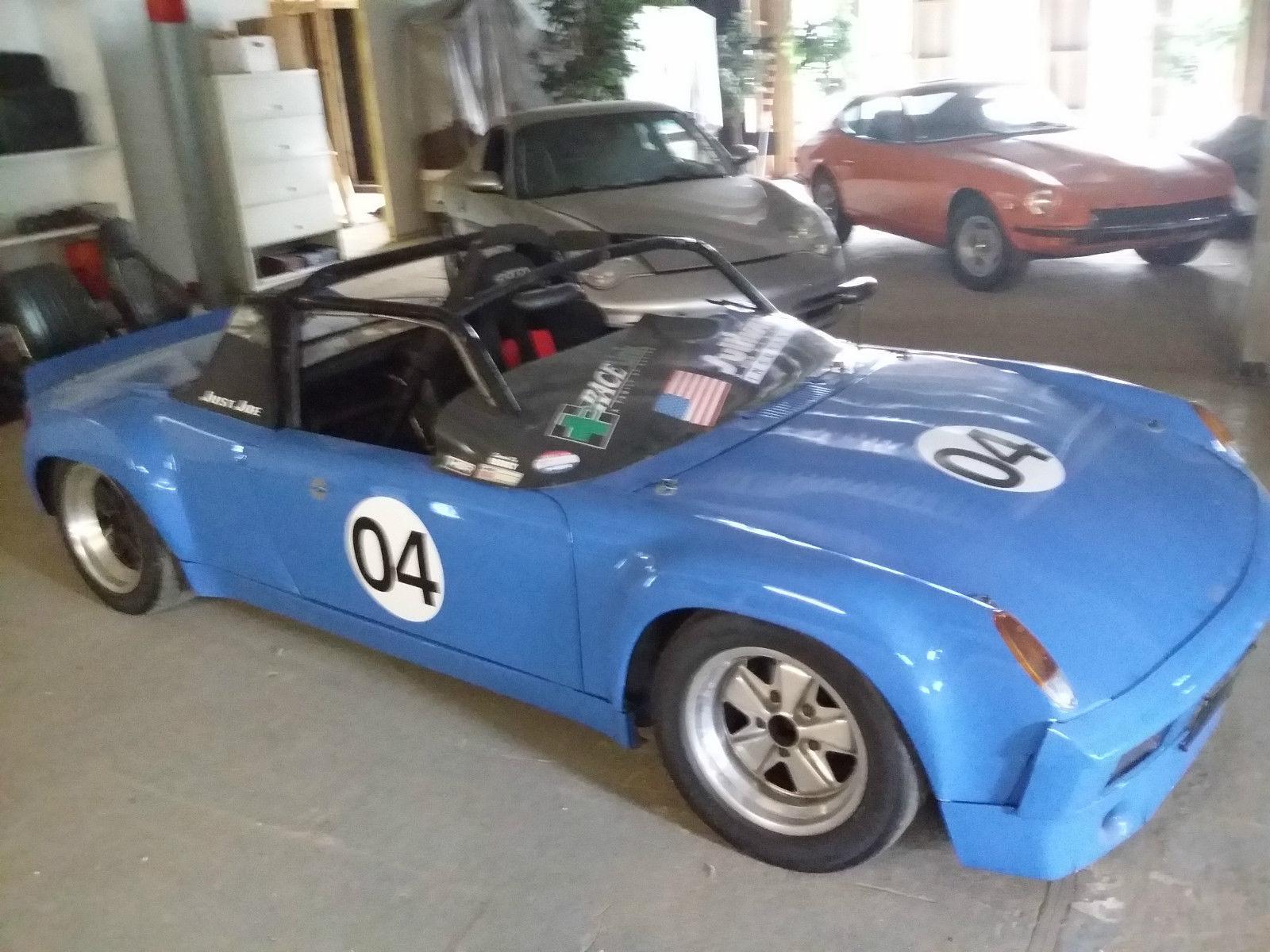 Porsche 914 6 For Sale